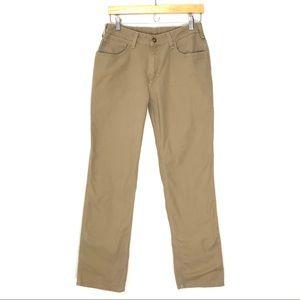 Carhartt Womens 10 WB159 Carpenter Chino Pants